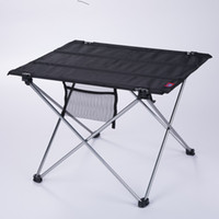 Wholesale travel roll up - EL Indio Ultralight Portable Folding Table Compact Roll up Tables with Carrying Bag small size EL009