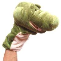 kaliteli kuklalar toptan satış-Yüksek Kalite Moda Sevimli parmak kukla bebek tam vücut el kukla oyuncaklar Oyuncaklar Toptan