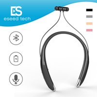 Wholesale lg ear speaker for sale - Group buy V8 Bluetooth Headset Wireless Stereo bluetooth earphone headphone Lound speaker Outside Music Player For iphone X Samsung LG Smartphone