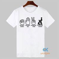 gracejo camiseta venda por atacado-Camisa ofensiva ocasional Engraçado T Shirt Mordaça Presentes Sexo Faculdade Humor Piada Rude Men 's Tshirt de Algodão de Verão de Manga Curta T-shirt Camisa S-2xl