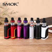 Wholesale Used Tanks - Authentic Smok Alien Baby-AL85 Kit Adjustable Airflow System Vaper use 3ml Cloud Beast TFV8 Baby Tank