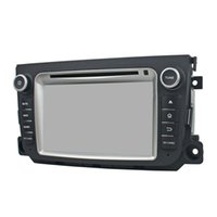 Wholesale smart car rear for sale - 7Inch Andriod Car DVD player for Benz SMART with GPS Steering Wheel Control Bluetooth GB RAM