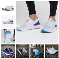 Wholesale hunt more - New Epic React Fly More Colors More Go Women Mens Men Luxury Designer Running Brand Shoes Trainers Sneakers