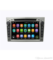 Wholesale Opel Navigation - 3 colors 2 Din Android 7.1.2 OS Car DVD Player Autoradio GPS Navigation for Opel ZAFIRA Astra H G J Antara VECTRA Vauxhall with CAN-BUS