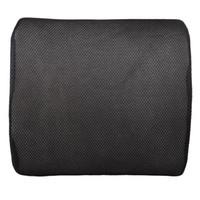travesseiro de apoio lombar para as costas venda por atacado-Espuma de memória macia apoio lombar de volta massageador almofada da cintura travesseiro para cadeiras no assento do carro almofadas home office aliviar a dor