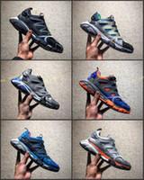 Wholesale tracking shoe - Paris Designer Shoes Triple-S 3 Track Tess.s.Gomma Sneakers Men Women Top Running Shoes Triple S Mens Luxury Shoes