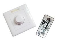 atenuador de voltaje al por mayor-Regulador LED de alta tensión de infrarrojos de alto voltaje 110V 220V PWM 0-10V Regulador LED para Dimmable Bulb / Spotlight / Downlight