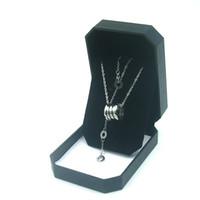 ingrosso regali di primavera-Donna Uomo Luxury Silver Spring Pendente Collana Donna catena di nozze collane gioielli con scatola originale regalo di fidanzamento
