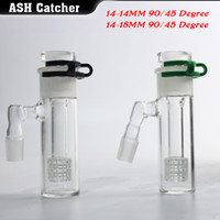 Wholesale bong parts for sale - Group buy New ashcatcher Adjust Glass ash catcher parts with glass bong