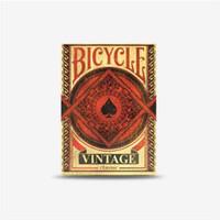 barajas de cartas magicas al por mayor-1 baraja de bicicletas Vintage Classic Playing Cards Colección de Poker TCC Magic Poker Cards Trucos de Magia