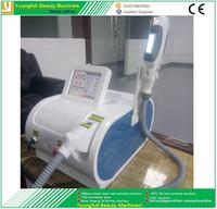 Wholesale equipment ipl hair removal machine - Latest popular OPT SHR laser beauty equipment new style SHR IPL machine OPT RF IPL hair removal beauty machine Elight Skin Rejuvenation