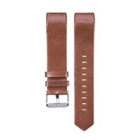 Wholesale unique watch bands resale online - FOLOME Unique Genuine Leather Watchband Replacement Bracelet Strap Bands Soft Sports Wristband for Fitbit Charge Smart Watch