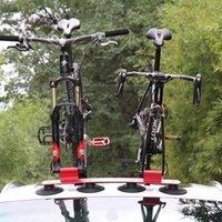 bisiklet rafı aksesuarları toptan satış-PALFA Bisiklet Raf Emme Çatı Üstü Bisiklet Araba Rafları Taşıyıcı Hızlı Kurulum Portbagaj MTB Dağ Yol Bisikleti Için aksesuar