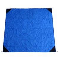 pique-nique achat en gros de-Couvertures de poche, pique-nique compact de plage / couverture de plage (1.7mX1.4m)
