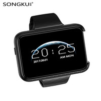 Wholesale mp3 watch phone - 2018 smart watch I5S Support SIM TF Card Driving Recorder MTK2502 Perfect MP3 MP4 Smartwatch Phone For IOS Andriod Pk Dm98 kw18