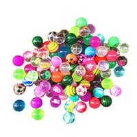 Wholesale use ball resale online - Slot Machines Special Use Ball Children Mixed Bouncy Balls Decompression Toy Bouncing Balls Baby Toys qd X