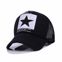 Wholesale tall stars - New 2017 Super Big Stars cap Hat Autumn-summer baseball snapback caps for Men and women hiphop sport cap free shipping