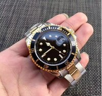 Wholesale Roman Navy - 2018 Newest Mens Watches Top Brand Luxury Blue Glass Watch Men Watch Waterproof Leather Roman Men's Watch Male Clock relojes