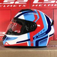Wholesale ls2 helmet size l resale online - LS2 Motorcycle Full Face Helmet FF352 Rookie Men Women Helmets Capacetes Moto Cascos Size M L XL XXL