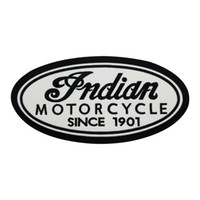 Wholesale indian clothing free shipping for sale - SINCE INDIAN MOTORCYCLE Patches for Clothing Jacket Back Parches Bordados Para Ropa