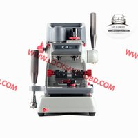 Wholesale machine cut keys resale online - JINGJI L2 Vertical Key Cutting Machine With Trimming Function L2 Auto Key Program With Double LED Lights Cutting Precise