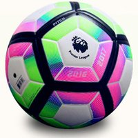 Wholesale People Football - Colorful non-slip waterproof soccer ball 12 piece seamless official football high quality size 5 soccer ball for 11 people free shipping