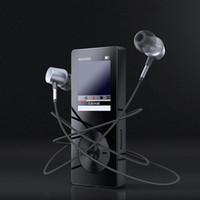 tarjetas de video de música al por mayor-Inalámbrico Bluetooth MP3 MP4 Reproductor de video musical Mini MP3 Pantalla de 1.8 pulgadas Soporte de inserción de tarjeta para estudiantes Playe