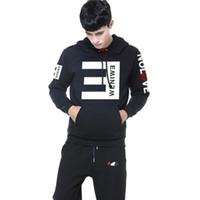 ingrosso nuove magliette stampate eminem-Felpe con cappuccio Eminem anti-E Hip Hop per uomo e donna