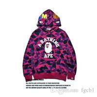 тонкий черный пояс оптовых-Мужские женские куртки Бег трусцой Спортивная одежда Пуловеры Флис Толстовки Футболки OVO Drake Black Hip-Hop stussy Hoodie Men's