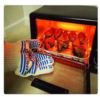 Wholesale hot surface gloves for sale - Group buy 2018 New Hot Ove Gloves Oven Hot Surface Handler BBQ Hold Single Gloves For Kitchen Microwave