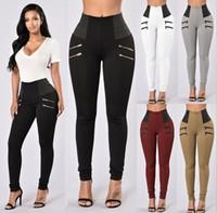 quality sport leggings toptan satış-Toptan Yeni Kadın Fitness Spor Tayt Spor Giyim Bayanlar Egzersiz Seti Yüksek Kalite Seksi Şekillendirme Kuru Spor Yoga Pantolon