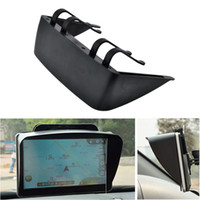 7dfe06f516d Universal Sunshade Sunshine Shield For 6 7 inch Car GPS Navigator  Accessories GPS Screen Visor Hood Block  5493