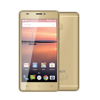 cubot phone al por mayor-Cubot H3 MT6737 Quad Core Android 7.0 5.0 pulgadas 3G RAM 32G ROM Fingerprint Celular Dual cámara trasera 6000mAh Teléfono móvil