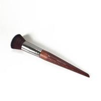 amortiguador de polvo al por mayor-MUFE buffer blush brush 154 - Flat Tip Blusher Powder Foundation Brush - Pinceles para maquillaje de belleza Blender