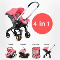 Wholesale YOYA Baby Stroller in Folding Light Baby Pram With Car Seat Baby Cradle For Newborns