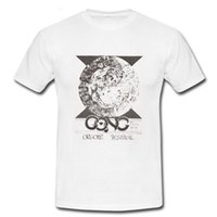 Wholesale psychedelic shirt men - Gong Orgone Festival psychedelic rock band White T-shirt Tee S M L XL 2XL