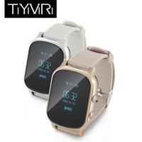 ffa00eb2b7d Relógios inteligentes Rota Histórica Gps Rastreador Relógio Inteligente  Para As Crianças Rastreamento Ao Vivo Crianças Smartwatch Com Cartão Sim  Para Xiaomi