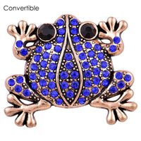 Wholesale vintage christmas scarf - 2018 Newest Elegant High Quality Rivca inserts convertible magnetic brooch alloy antique Cameo Scarf Clip Vintage Muslim magnetic pin Brooch