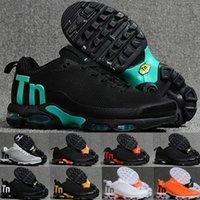 ingrosso zapatos più la dimensione-Nike air max tn plus airmax tns 2018 New Mercurial Tn Plus 2 Air Scarpe da corsa KPU Chaussures maxes Orange Mens Zapatos TNs Ultra Outdoor Scarpe da ginnastica Sneakers Taglia 40-46