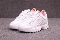 Wholesale Rose Zip - 2018 Disru ptor II 2 Genuine women Running Shoes rose zoom air Sports Shoes FW01656 Outdoor colors size36-41
