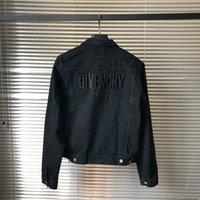 kadınlar için vintage giyim stilleri toptan satış-Erkekler Tasarımcı Ceket için Trend Denim Ceketler Kadın Vintage Stil Selvedge Jean Coats Moda Marka Giyim Denim Mont