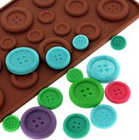 Wholesale shop accessories online - Silicone DIY Chocolate Mould Pudding Mould Cake Decoration Mould Kitchen Cake Shop Accessories Tools Free Ship