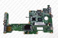 Wholesale motherboard for laptop acer online - MBSFW06002 DA0ZE6MB6E0 for Acer Aspire One D257 laptop motherboard Atom N435 DDR3 GM test ok