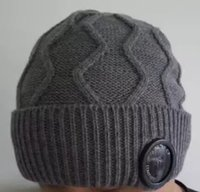 Wholesale halloween companies - Hight quality CP COMPANY Beanies men women unisex CP Beanies casual knitted skateboard skull caps outdoor couple tide hats with original tag