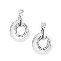 ingrosso fanno gli orecchini di goccia-2018 Circles Estate argento sterling 925 orecchini di goccia modo di originale fascini stile europeo per le donne monili che fanno