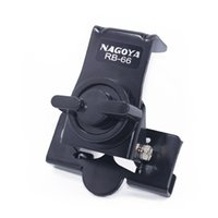 Wholesale antenna clips - NAGOYA RB-66 Mobile Radio Station Antenna Mount Clip RB66 Bracket for Car Antenna Suitable for Car Radio Baofeng Accessories