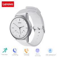телефоны часы китайские оптовых-Lenovo Watch 9 Smart Watch Fitness ip67 Waterproof Intelligent alignment time movement step gauge Phone Calls Reminding Chinese