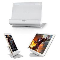 iphone tischhalterung großhandel-360 grad einstellbare tischpad halter stehen bett desktop tablet halterung für ipad mini air handyhalter für iphone xs xr max 8 7 6
