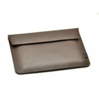 thinkpad yoga großhandel-Transversal Stil der Aktentasche Laptop Hülle Tasche, Mikrofaser Leder Laptop Hülle für Thinkpad X1 Carbon / X1 Yoga