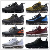 Wholesale soft shock shoes online - Best Newest Rainbow Air cushion BE TRUE Men Shock Running Shoes For Real Quality Fashion Men Casual Sports Sneakers Size40